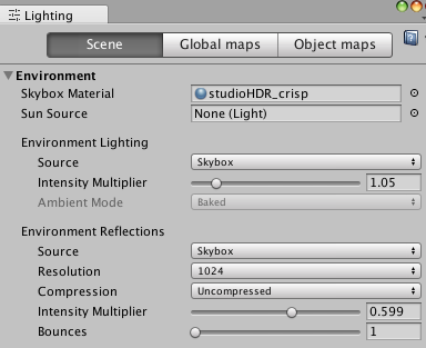 IOS PBR Black Environment Lighting only / Feedback / Shader Forge