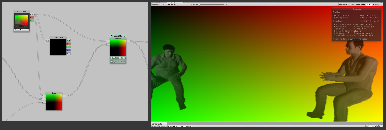 scene color renders black / Feedback / Shader Forge