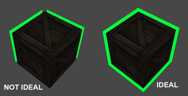 Outline Alternate Method / Feedback / Shader Forge